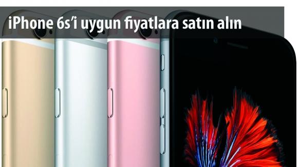 En Uygun Fiyatlı iPhone 6s Hangi Mağazada?
