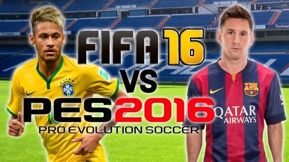 PES 16 mı Yoksa FIFA 16 mı Daha İyi?