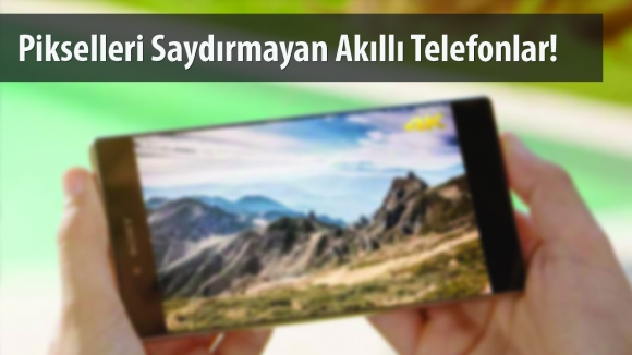2K Ekrana Sahip Akıllı Telefonlar!