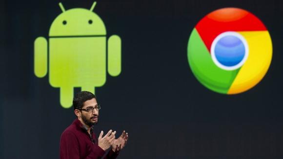 Android ile Chrome OS Birleşiyor!