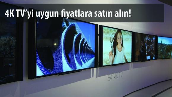 Uygun Fiyata 4K TV Nerden Alınır?