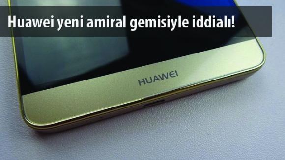 Huawei Mate 8 Görseli Sızdırıldı!