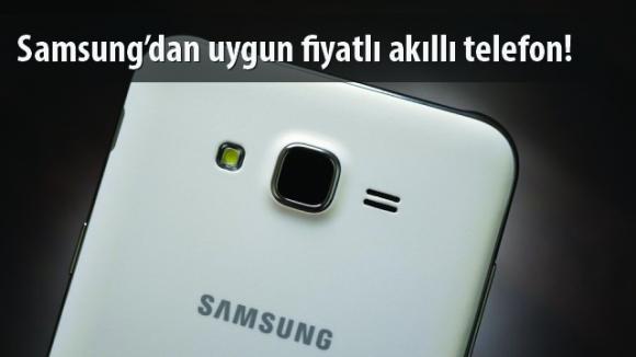 Galaxy J3 Özellikleri Belli Oldu
