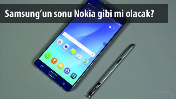 Samsung, Telefon Pazarından Çekilebilir!