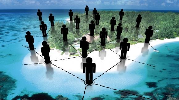 Ada Sakinleri İnternet Servisi Kurdu!