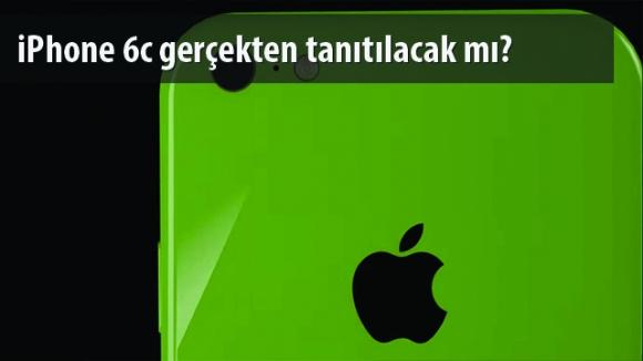 iPhone 6c Böyle Görünebilir!