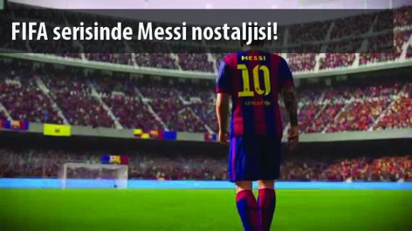 FIFA 06 – FIFA 16 Karşılaştırması #Messi