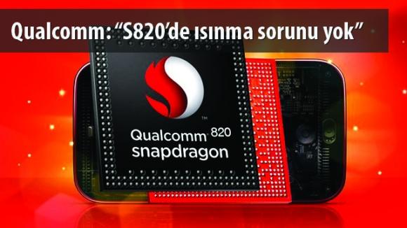 Qualcomm'dan Snapdragon 820 Açıklaması!
