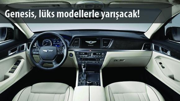 Hyundai'nin Lüks Segmenti; Genesis