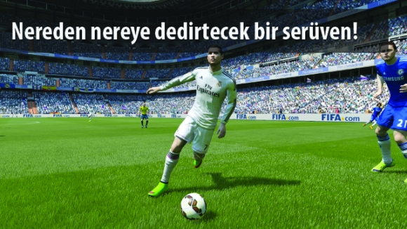 FIFA 04 – FIFA 16 Karşılaştırması #Ronaldo
