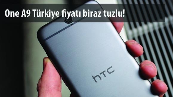 HTC One A9 Türkiye Fiyatı Açıklandı!