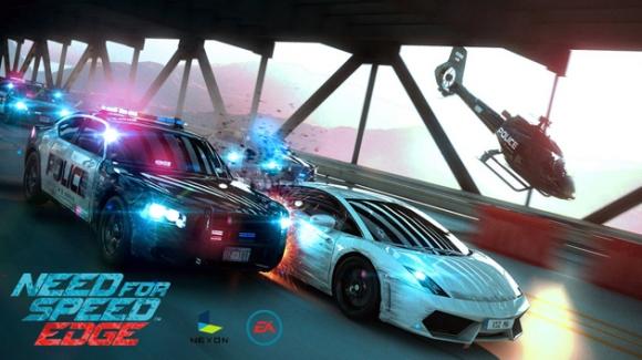 Need for Speed: Edge Duyuruldu!