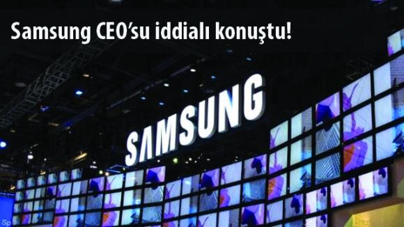 Samsung'dan Rakiplere Gözdağı!