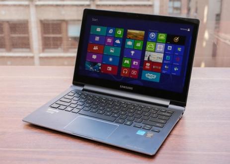 Samsung'dan 4K Ekranlı Ultrabook!