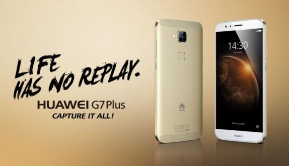 Huawei G7 Plus Tanıtıldı