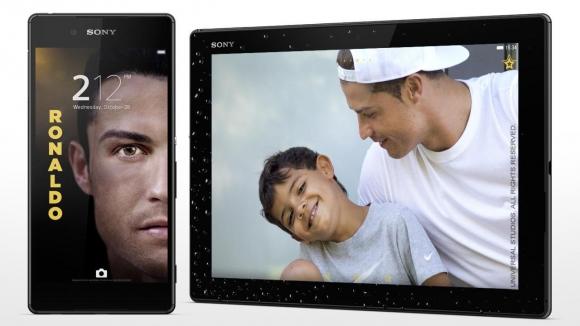 Xperia için C. Ronaldo Teması Çıktı!