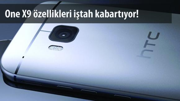 HTC One X9 Özellikleri Sızdı