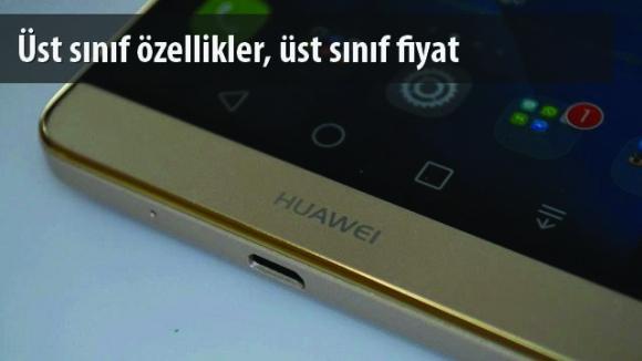 Huawei Mate 8 Özellikleri Kesinleşti!