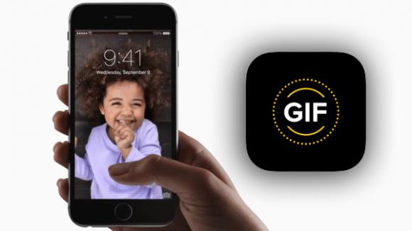 Live Photo'ları GIF Formatına Çevirin!