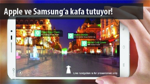 Vivo, Apple'a Meydan Okuyor!
