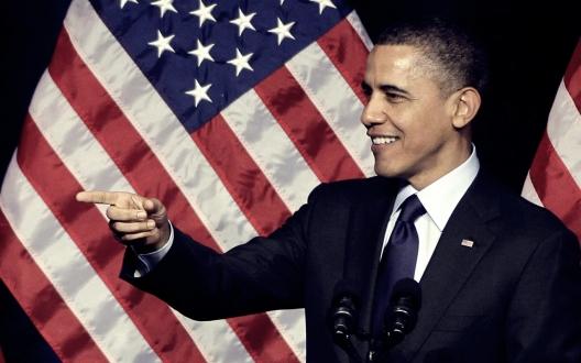 Barack Obama Facebook'ta!