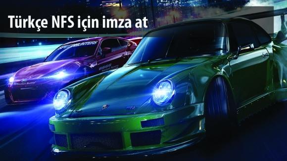 Türkçe Need for Speed İster misiniz?