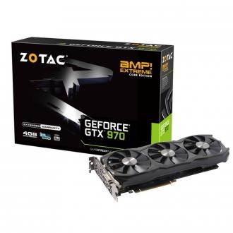 Zotac GTX 970 AMP! Kutusundan Çıkıyor