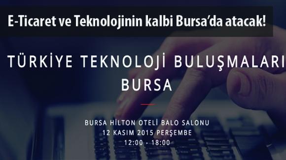 E-Ticaret Semineri Bursa'da Başlıyor!