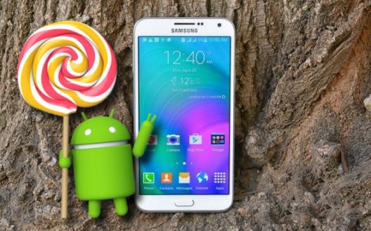 Galaxy E7 için Android 5.1.1 Çıktı!