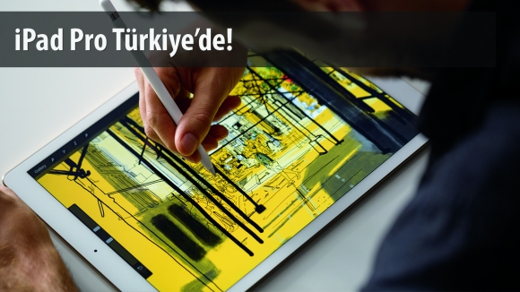 iPad Pro Satışa Sunuldu!