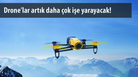 Nvidia, Drone'lar için Donanım Üretti!