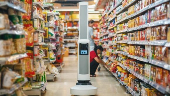 Süpermarketlerde Robot İstilasına Hazır Mısınız?
