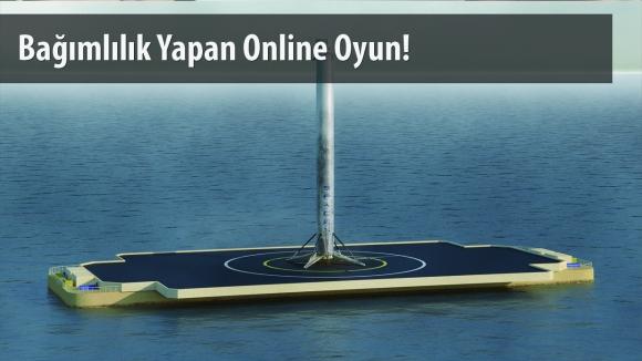 SpaceX Roketini İndirmeyi Deneyin!