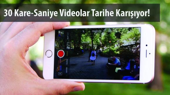 Telefonlarda 4K 60FPS Video Kayıt Dönemi!