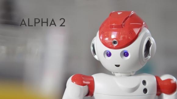 Ailenizin Robot Dostu: Alpha 2!