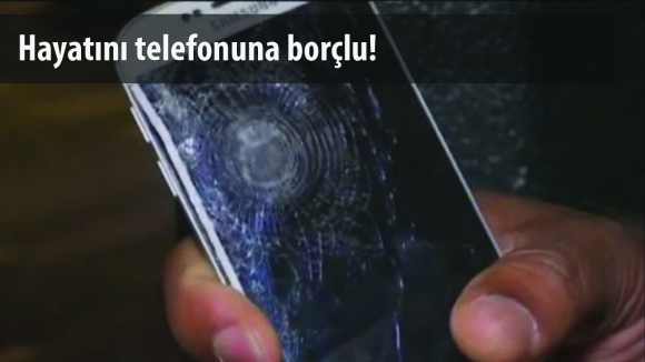 Galaxy S6 ile Paris Saldırısından Kurtuldu