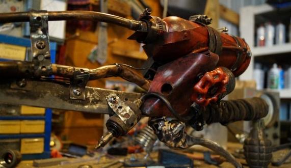 Fallout 4 Kılıcı Gerçekte Yapıldı!
