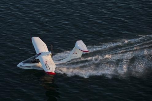 Geleceğin Deniz Uçağı Icon A5!