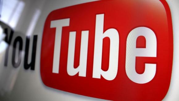 YouTube Logosunda Fransa Bayrağı