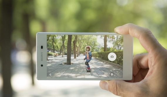 Xperia Z5 Kamera Uygulaması Yenilendi