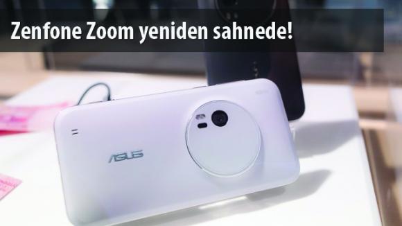 Zenfone Zoom TENAA'da Göründü!