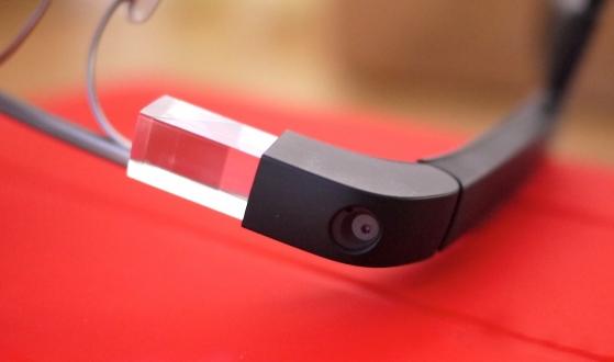 Google Glass Ekibinin Yeni Projesi!