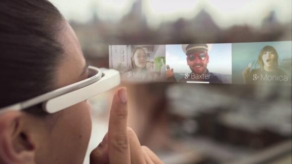 Google Glass'ın İsmi Mi Değişiyor?