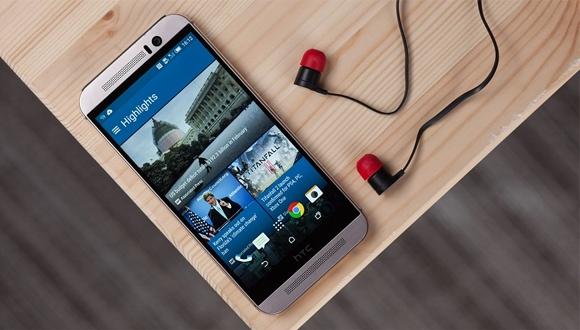 HTC One M9s Tanıtıldı