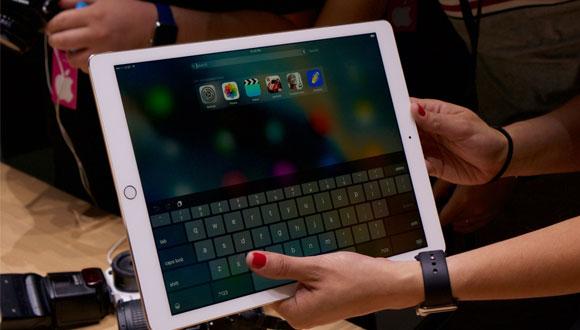iPad Pro ile İlk Karşılaşma! VİDEO