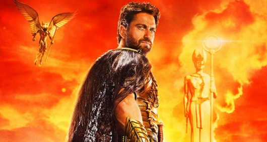 Gods of Egypt Filminden İlk Fragman