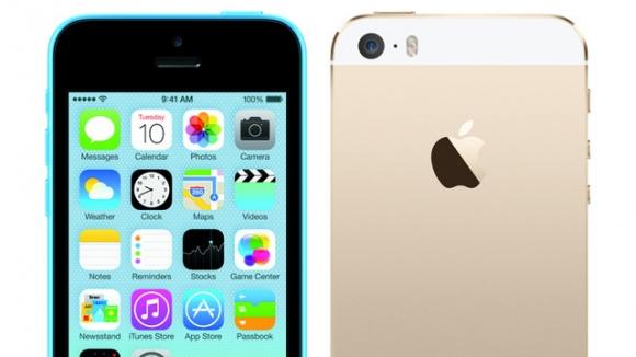 Apple iPhone 5s'i Yeniliyor!