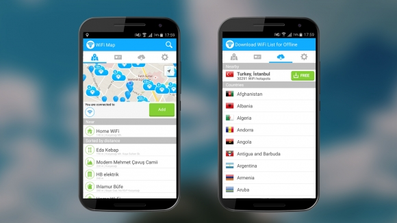 Wifi Map İncelemesi
