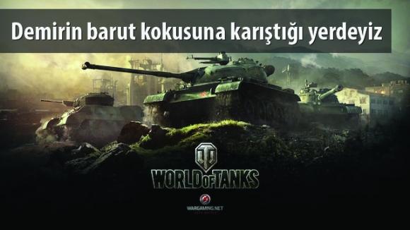 World of Tanks Oynuyoruz!