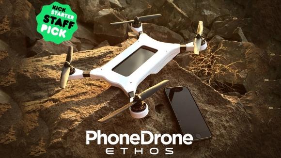 Akıllı Telefonunuz Artık Uçabilecek!